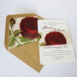 Invitatii de nunta personalizate - 5,5