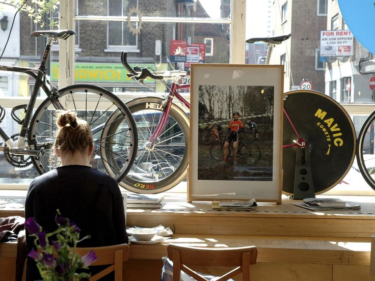 London's best cycle cafés - Features - Time Out London
