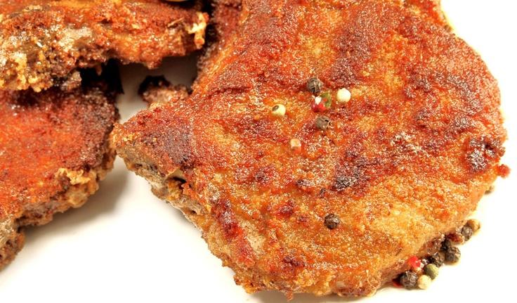 braciola impanata... #food #italy #veneto # typical http://www.venetoesapori.it/it/protagonista/luisa
