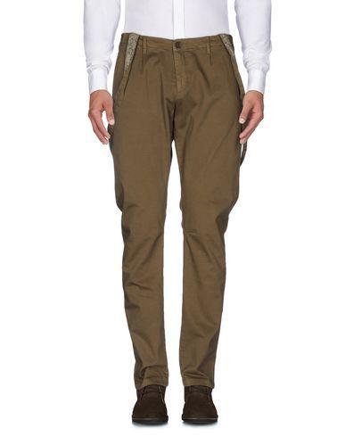 Prezzi e Sconti: #Maison clochard pantalone uomo Verde militare  ad Euro 43.00 in #Maison clochard #Uomo pantaloni pantaloni