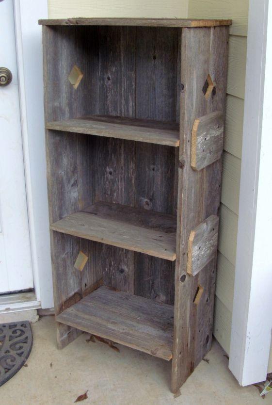 Best ideas about old wood shelf on pinterest