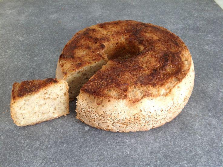 """Pane fatto in casa senza glutine """"Bellello"""" on http://www.lericettedistefano.com"""