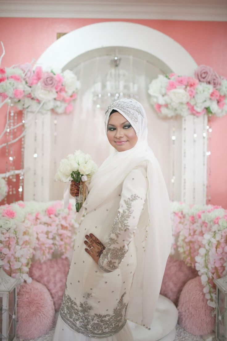 Baju Nikah Kain Sari Google Search Ideas Pinterest