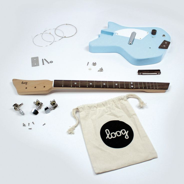 Electric Loog Blue - Loog Guitars