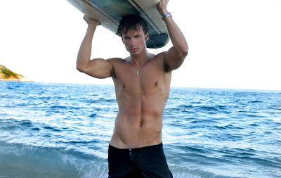 Ford Model B >> L'Homme du Jour: DANIEL ERTHAL | Sexy Swimming | Hot boys ...