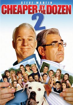 Cheaper by the dozen 2 Is the bet movie ever
