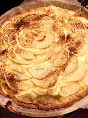 In cucina con Roberta: Crostata di mele e mascarpone
