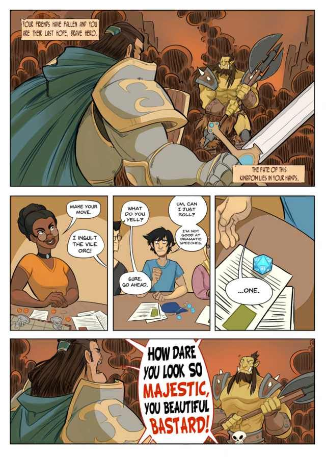 Probably My Fav Piece Of Dnd Content Ever Of All Time Dragon Comic Dnd Funny Dungeons And Dragons