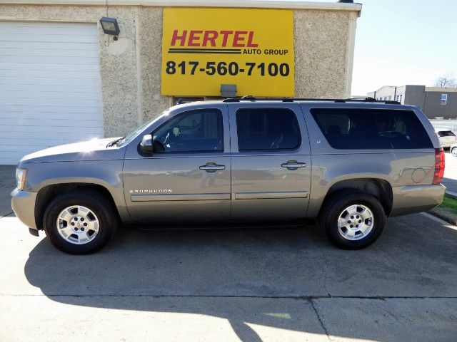 Steady Chevy! Grab the Family & Go in this 2-Texas-Owner 2007 #Chevrolet #Suburban LT 4x2 #SUV with Leather; Quad Buckets; Sunroof; & a Clean Title for Just $8,550! -- http://hertelautogroup.com/2007-Chevrolet-Suburban/Used-SUV/FortWorth-TX/10709788/Details.aspx  #chevysuburban #gmcyukon #familycar #fordexpedition #usedcar #carshopping #usedcar