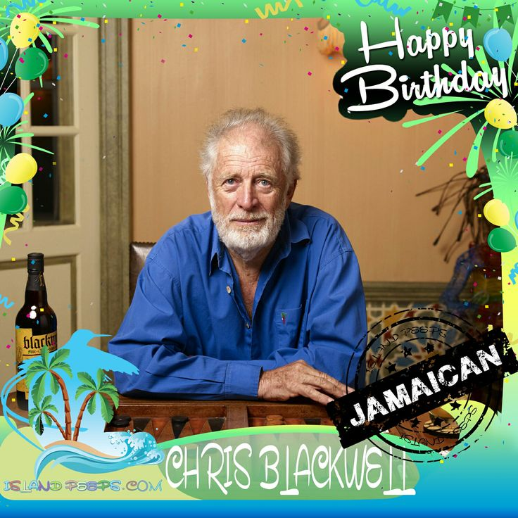 Happy Birthday Chris Blackwell!!! Founder of Island Records & credited with discovering Bob Marley is born of Jamaican descent!!! Today we celebrate you!!! @blackwellrum #chrisblackwell #islandpeeps #islandpeepsbirthdays #islandrecords #bobmarley #wailers #blackwellrum