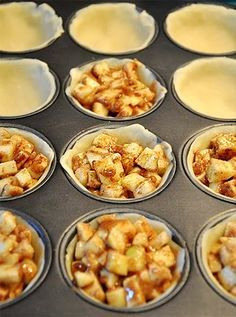 Bezlepkové cukroví - i tak lze pojmout tyto jablečné košíčky - DIETA.CZ