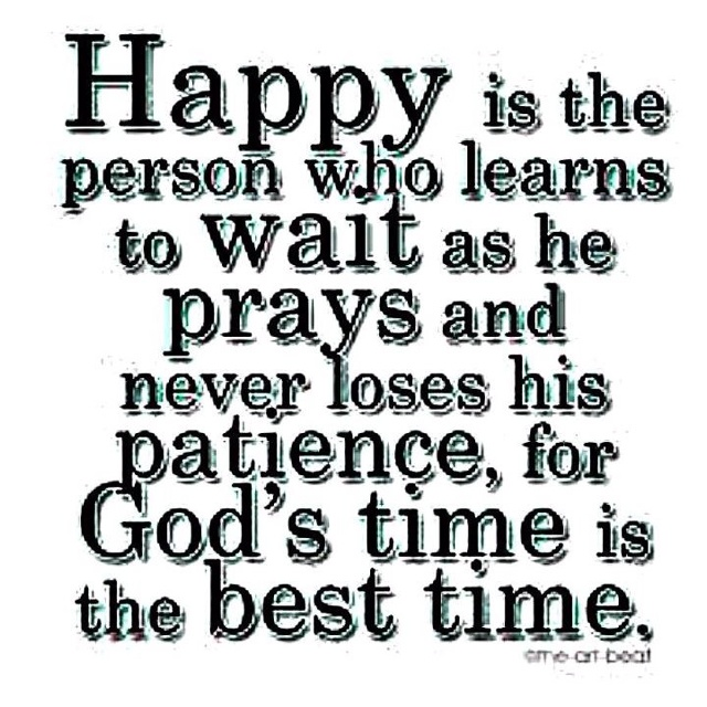 Is God S Perfect Time Quotes. QuotesGram