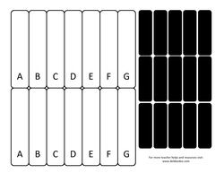 How Learning Piano Can Be Fun For Kids make your own keyboard, and other activities for teaching piano. great resource.