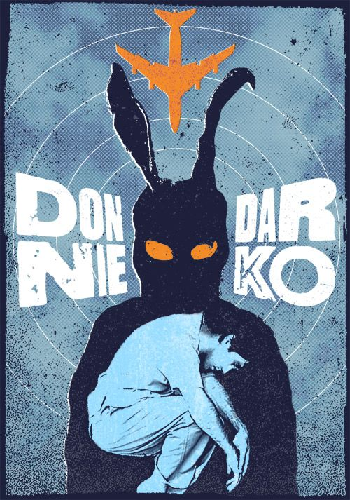 fuckyeahmovieposters:    Donnie Darko by Mike Langlie