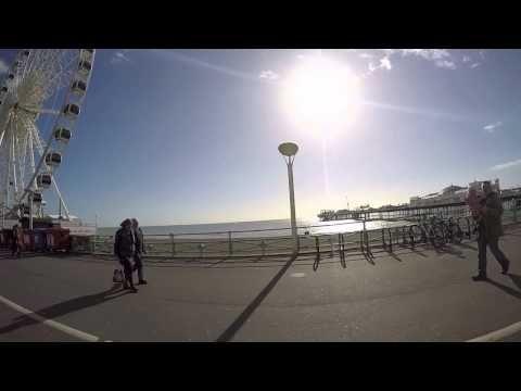 Sunny day down Brighton way