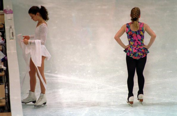 """The Tonya Harding and Nancy Kerrigan Saga Was Real (Not an April Fool's Day Joke) - Today is the anniversary of """"The Wack Heard Around the World!"""""""