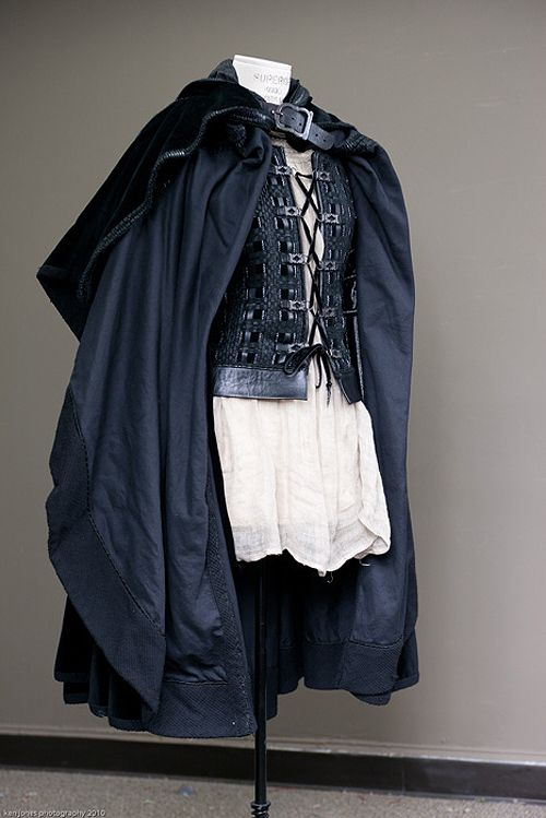 Epic Replicas - Products - Costumes - Cesare Borgia Coronation Costume, is that a buckled cape? Love the blue