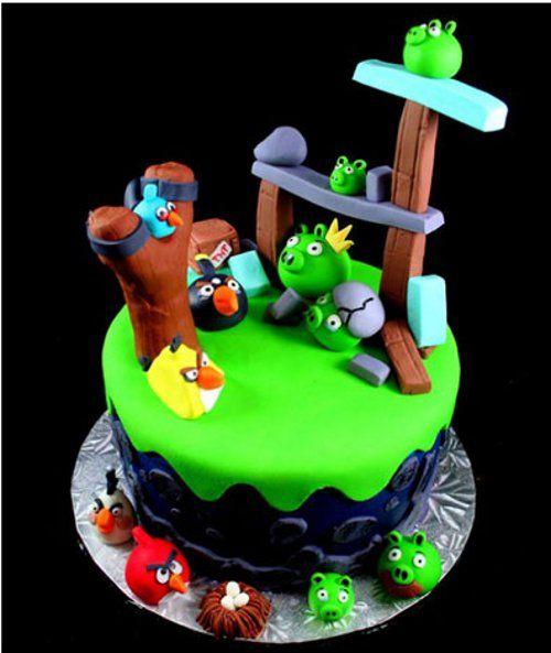 more cake.