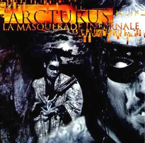 Arcturus, La Masquerade Infernale Art