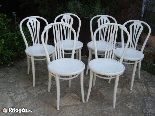 Provence thonet székek 6 db egyben