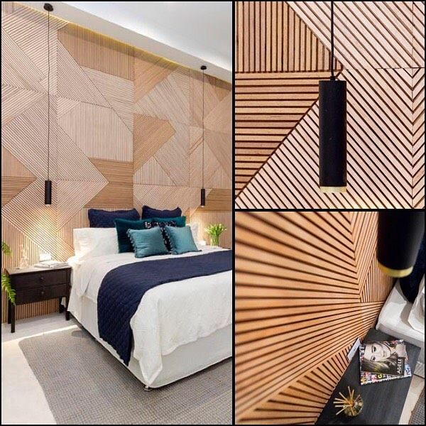 Still lusting after @karlieandwill's timber feature wall? Yep so are we! Email us at info@theblockshop.com.au if you want to get a quote on recreating this in your own home. #9theblock #featurewall #timber #handmade http://ift.tt/2cY982C