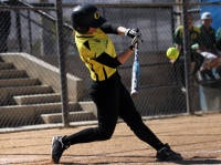 Softball, oh how I long to playPlays Hard, Favorite Things, Lindsey Chamber
