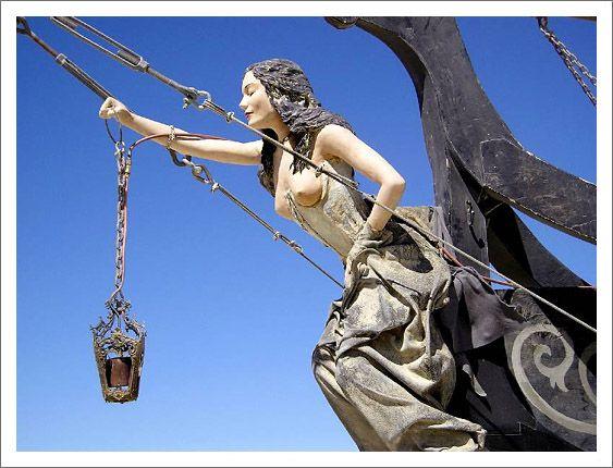 Image detail for -Arrrr! The Good Ship La Contessa got Burned | Burners.Me Burning Man ...