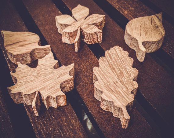 Сollection of leaf tree for interior decoration от AshWoodCrafts