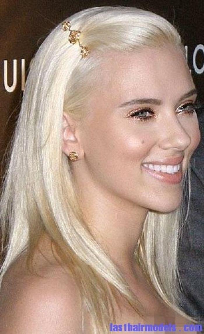 bleach blonde highlights - Google Search | Blonde Hair ...