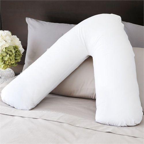 V Shaped Support Pillow – Linens Range