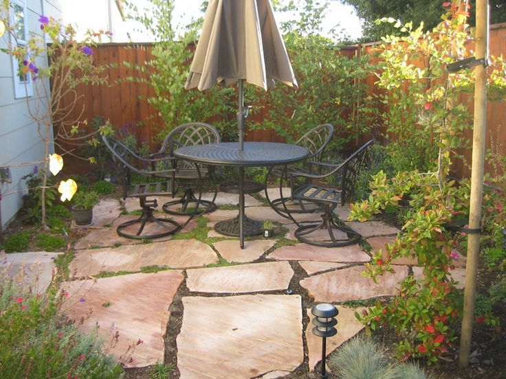 32 best small patio ideas images on pinterest | backyard ideas ... - Small Patio Designs