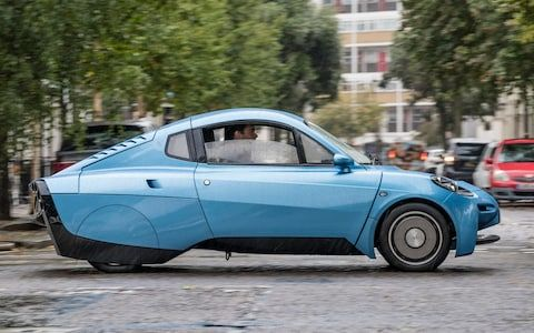 Riversimple Rasa review– a Welsh hydrogen fuel cell runabout that could revolutionise the car industry