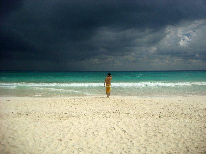 #Ocean #View #Immensity #Rain