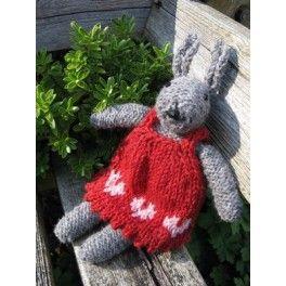 Lapin à tricoter JULIETTE