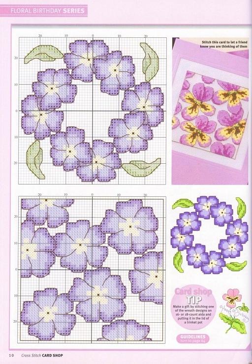 Gallery.ru / Фото #6 - Cross Stitch Card Shop 30 - WhiteAngel