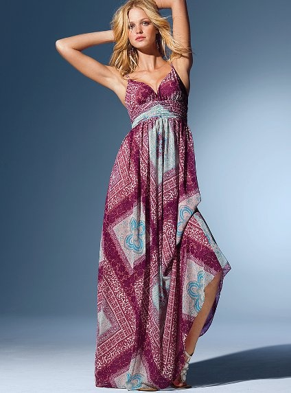 maxi dress: Long Dresses, Summer Dresses, Fashion, Style, Clothing, Maxis, Cute Maxi Dress, Victoria Secret, Sexy Maxi Dresses