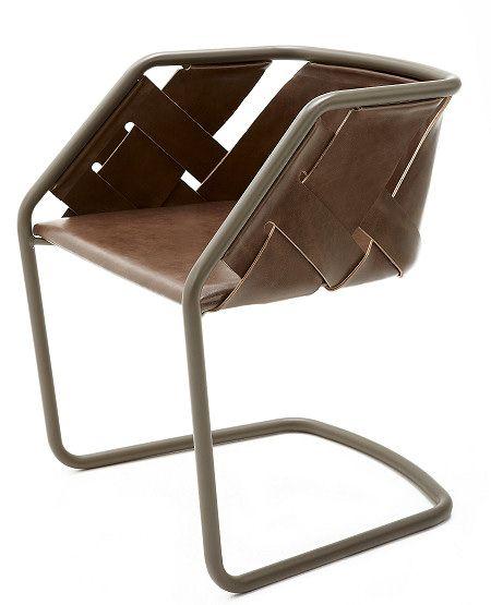 """Cadeira """"Strip Chair""""                                                                                                                                                                                 More"""