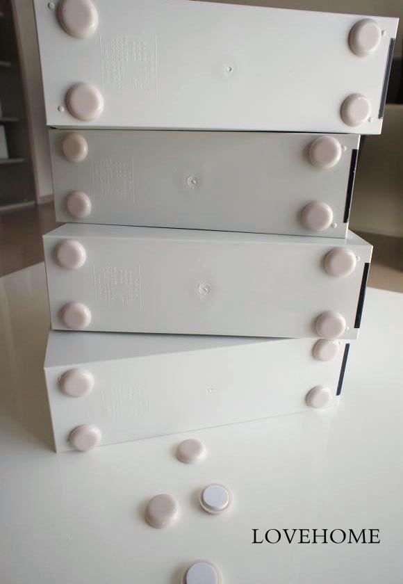 【ダイソーと無印】重い収納ケースの出し入れがスムーズにする便利アイテム - 100 L O V E  収納&生活雑貨