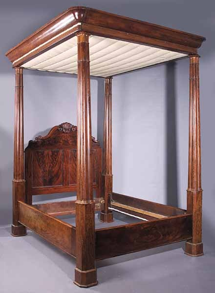 dating antique beds You may come across old furniture handed down through your own family, or at a  resale or antique shop the maker may seem a mystery at first, because the.