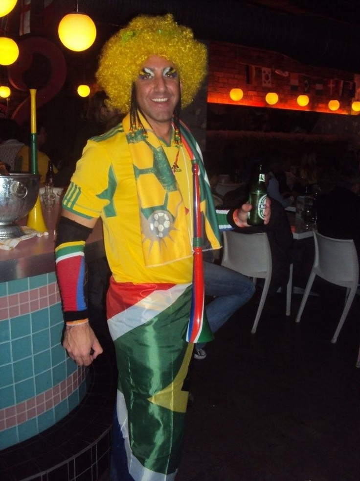 Soccer World Cup 2010 in South Africa fever!!!