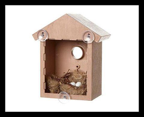 Window Nesting Box