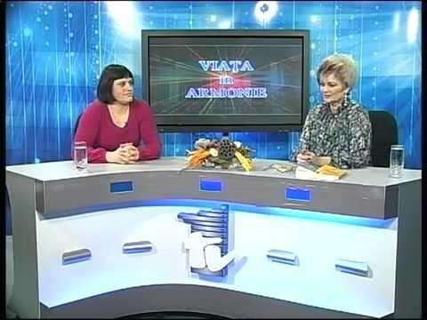 Niculina Gheorghita la Viata in armonie, TV Neamt,18 februarie 2012 (par...