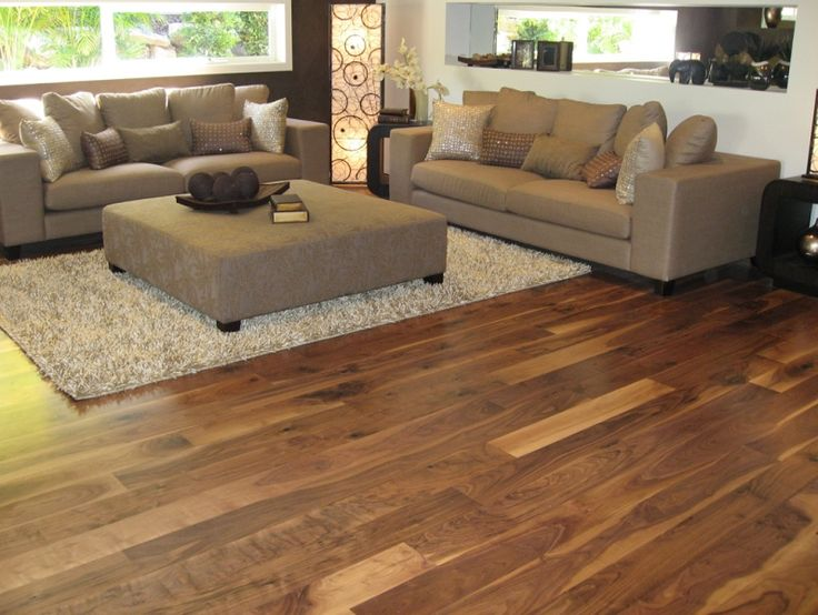 Cezanne Walnut Timber Flooring | Carpet Call