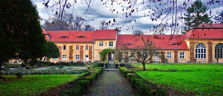 Brukenthal palace, Avrig, Romania