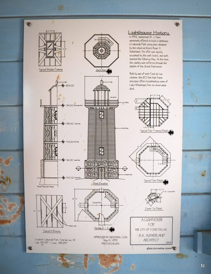 17 best images about lighthouse plans on pinterest rocks for Lighthouse house plans