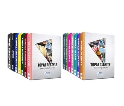 Win the entire Topaz Complete Collection!  All 17 of our Products!   Contest ends April 30 2016
