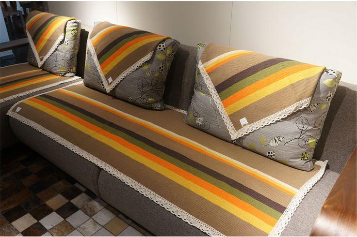 Four Seasons Генеральный тканый хлопок ткань дивана подушку дивана минималистский современный белье полотенце чехол диван - глобальная станция Taobao