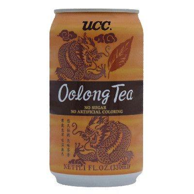 Ucc Oolong Tea Can (24x11.1OZ )