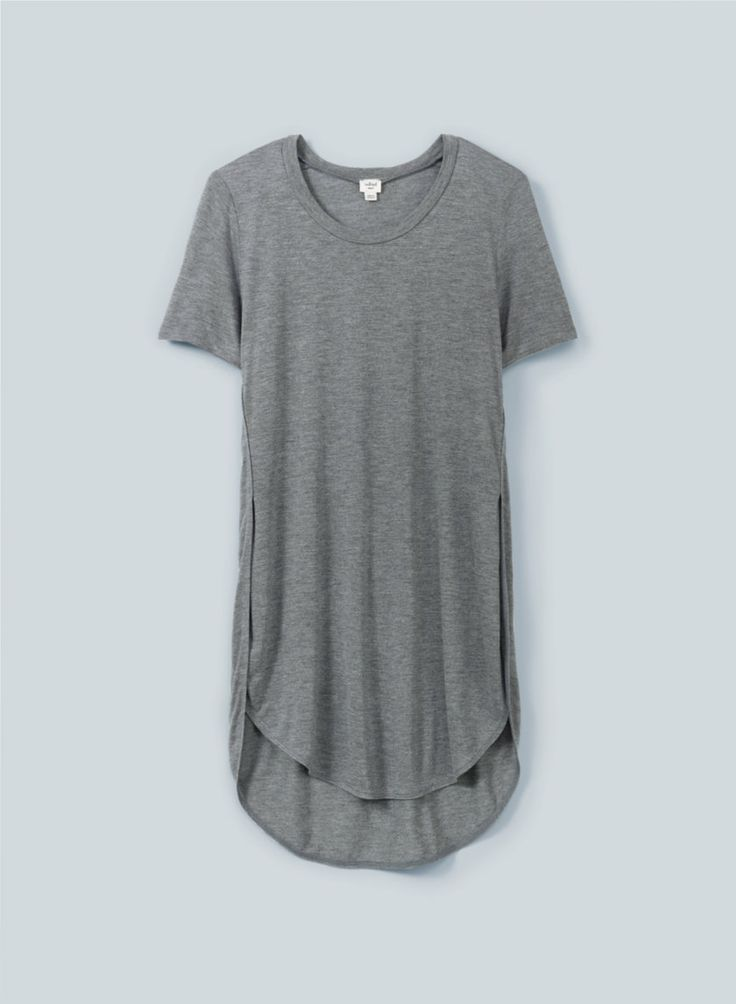 Wilfred CAPUCINE T-SHIRT | Aritzia - Medium, either this gray, heather grey or white