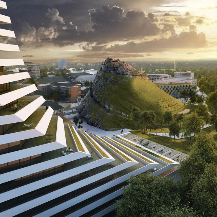 Royal Adelaide Hospital Competition by Nice Architects   Mulloway Studio